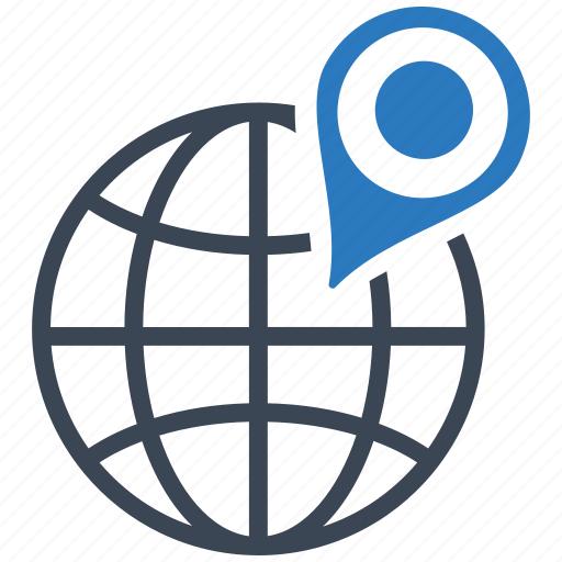 communication, connection, geo, internet, network, seo, targeting icon