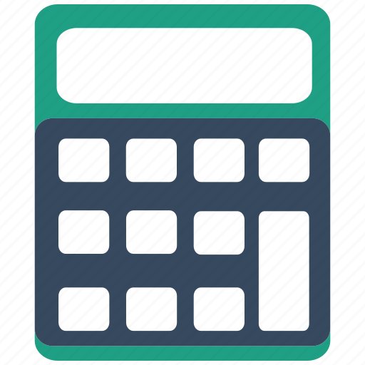 budget, business, calculator, finance, financial, office, seo icon