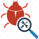 antivirus, bug, fixing, protection, safety, secure, security icon