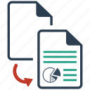 content, document, documents, duplicate, page, paper, web icon