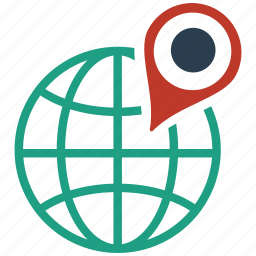 geo, gps, location, marker, place, point, targeting icon