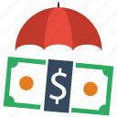 bank, dollar, finance, financial, guardar, money, payment, save icon