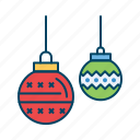 ball, christmas, decoration, disco, party, prty icon