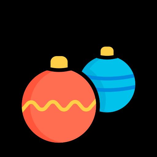 Balls, chistmas decor, tree decor, christmas, decoration, gift, xmas icon - Free download