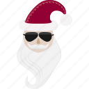 christmas, father frost, new year, santa, santa claus icon