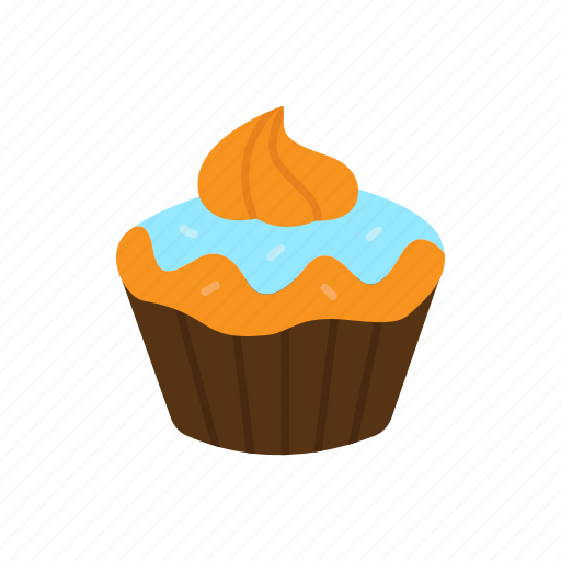 cake, cupcake, dessert, sweets icon