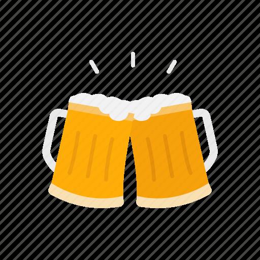 beer, liquor, party, rhum icon