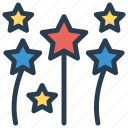 celebration, festival, firecracker, fireworks, party icon