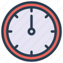 alarm, clock, schedule, stopwatch, timer icon