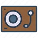 audio, music, player, song, vinyl icon