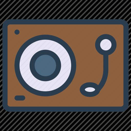 audio, music, player, song, vinyl icon