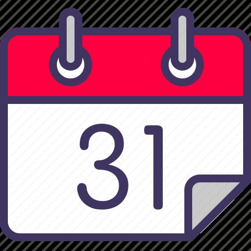 calendar, christmas, new, xmas, year icon