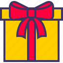 box, christmas, gift, new, xmas, year icon