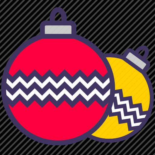 ball, christmas, decoration, new, toy, xmas, year icon