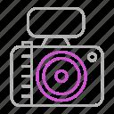 camera, communication, journalism, news, photography icon