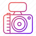 camera, digital, news, photography, video icon