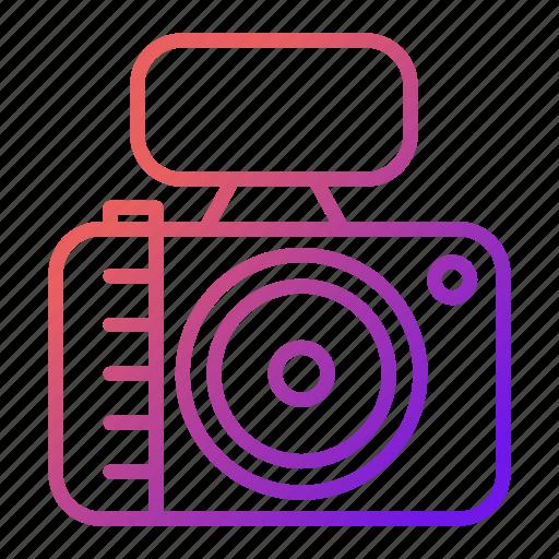 camera, digital, news, photography, video icon