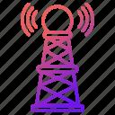 media, news, signal, wifi, wireless icon