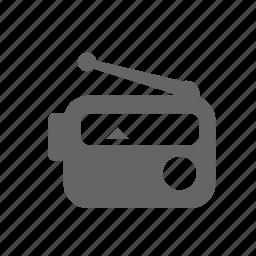 airwaves, broadcasting, information, media, news, radio, waves icon