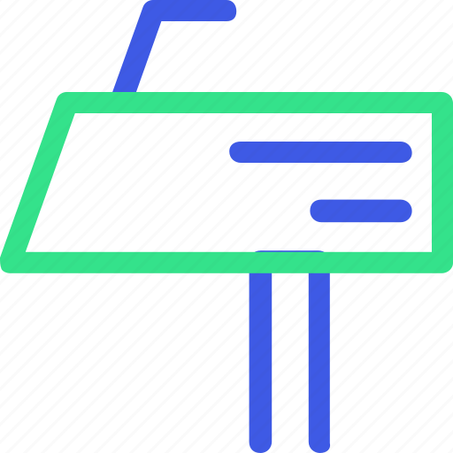 business, economy, finance, mail, mailbox, management, office icon