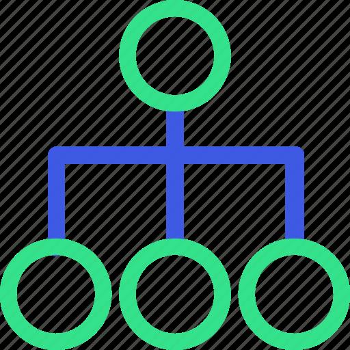 business, economy, finance, management, multi level marketing, office, teamwork icon