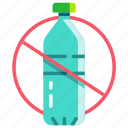 earth, eco, ecology, greenpeace, no plastic bottle, plastic bottle, save icon