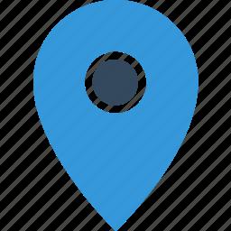 address, flag, google map, gps, location, map, plan icon