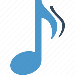 audio, music, note, player, sound, speaker, voice icon