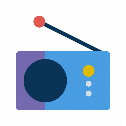 Radio, player, sound, speaker icon - Download on Iconfinder