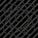 quantum, atom, science, chemistry, physics