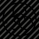 denger, hazard, risk, virus icon