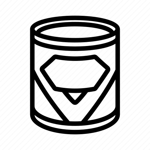 can, condensed, food, milk, nutrition, soviet, ussr icon