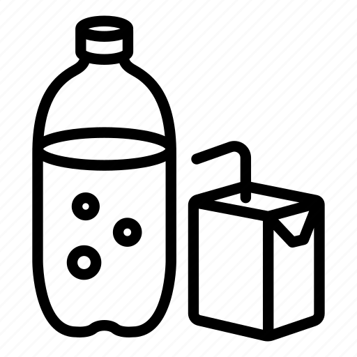 bottle, food, juice, nutrition, pack, package, soda icon