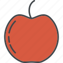 apple, autumn, fall, food, fruit, nature