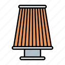 air filter, automotive, car parts, fuel filter, repair, service icon