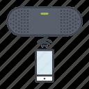 audio, blutooth, entertainment, media, smartphone, speaker, wireless