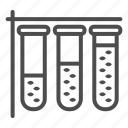 test, liquid, flask, tube, chemistry, laboratory, experiment