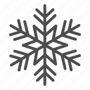 snow, holiday, snowflake, winter, cold, piece, star