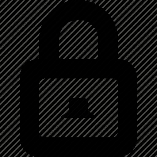 closed, key, lock, locked, password, security icon