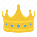 crown, headgear, nobility, royal crown, royalty icon