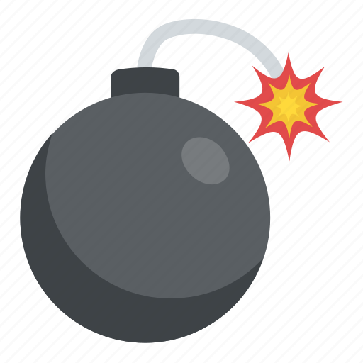 bomb, dynamite, explosion, grenade, weapon icon