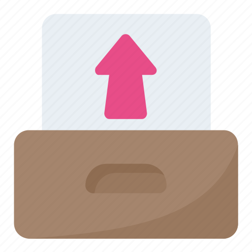 email, email sent, mailbox, outbox, sent box icon