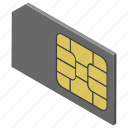 3d image, 3d model, identity module, sim card, subscriber
