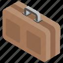 briefcase, cloth trunk, file storage, picnic bag, trunk