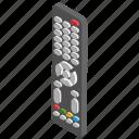 electronic remote, remote control, remote signals, system remote, tv remote icon