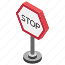 road symbol, stop board, stop symbol, traffic guideline, traffic rules icon