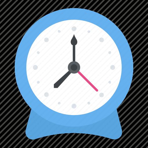 alarm, alarm clock, clock, timepiece, watch icon