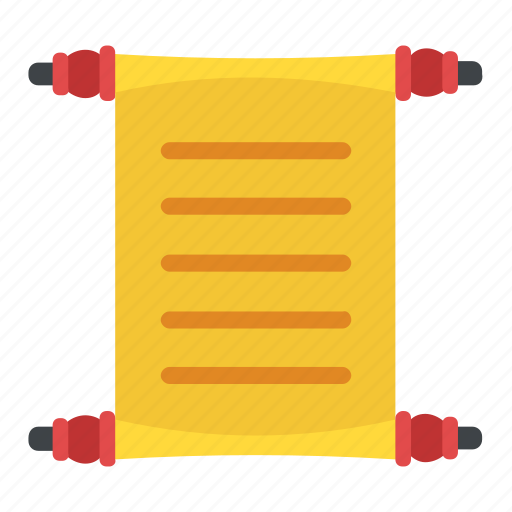 agreement, contract, document, paper, parchment icon