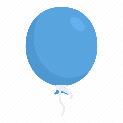 Balloon, celebrations, decorations, fun, party icon - Download on Iconfinder