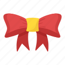 bow, bowtie, hair bow, ribbon bow, suit bow icon